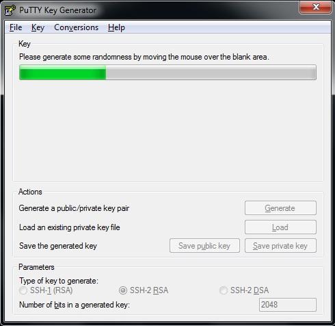 Ozeki VoIP PBX - Generate encryption keys for call recording