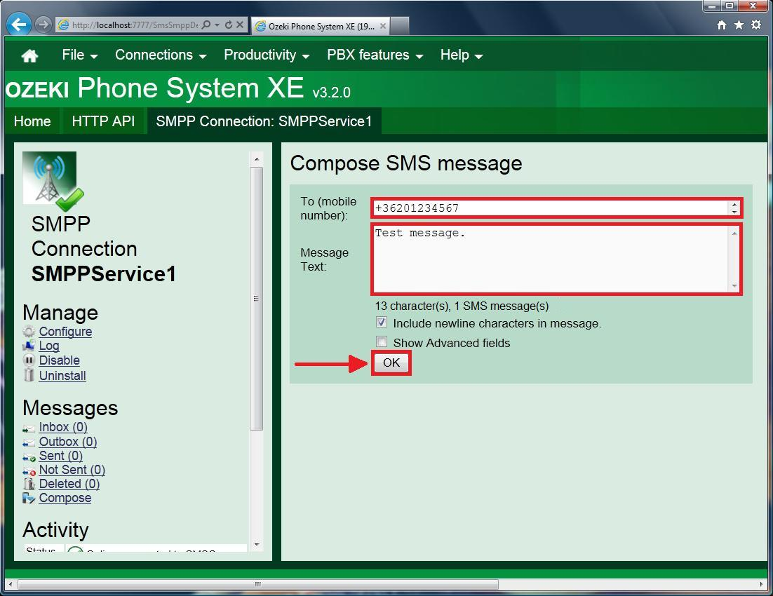how to read message from gsm modem using microcontroller