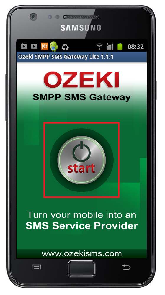 What is Ozeki Android SMPP SMS Gateway
